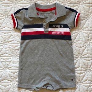 Tommy Hilfiger baby boy shortie (3-6 months)